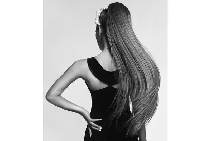 ジバンシィ アリアナ・グランデ givenchy ariana grande 広告塔 キャンペーン モデル 顔 ミューズ ブランド アンバサダー