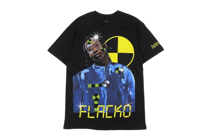 エイサップ・ロッキー ヌビアン Tシャツ ロンT キャップ オンライン 渋谷 VISION チケット A$AP Rocky NUBIAN TESTING ビジョン