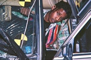 A$AP Rocky が渋谷『SOUND MUSEUM VISION』でスペシャルライブを開催