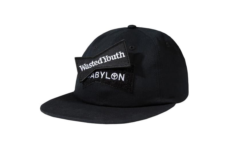 Babylon LA バビロン ウェイステッドユース ネイバーフッド レディーメイド バウンティーハンター Wasted Youth NEIGHBORHOOD READYMADE BOUNTY HUNTER 河村康輔 販売方法 リリース オンライン メルカリ