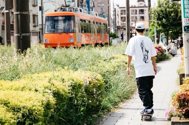 下高井戸 バーバーショップ BARBER SAKOTA  3周年 記念 迫田将輝 スペシャルアイテム リリース スケーター