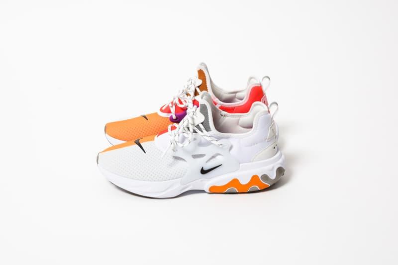ビームス ナイキ リアクト プレスト 発売 情報 リリース BEAMS Nike React Presto オンライン 抽選