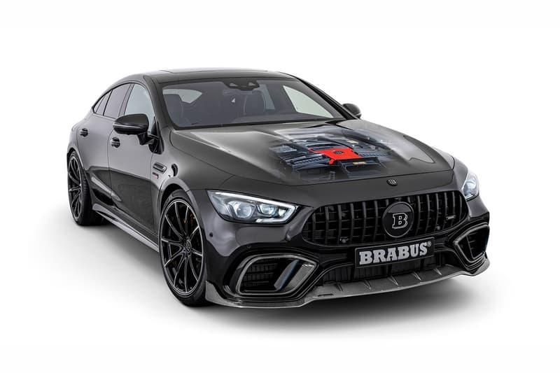 ブラバス メルセデスAMG Brabus 800 Mercedes-AMG GT 63 S 購入 価格 販売 輸入 取扱 性能