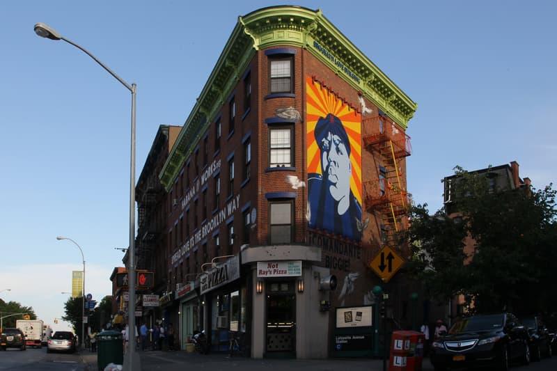 ノトーリアス・B.I.G. ビギー ニューヨーク・ブルックリン地区 Brooklyn to Rename Street After Notorious B.I.G. biggie smalls christopher wallace
