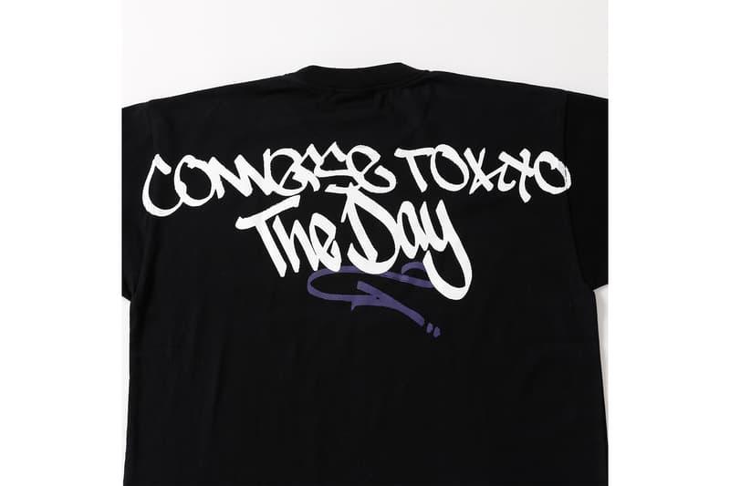 CONVERSE TOKYO コンバース トウキョウ スタイリスト 野口 強 監修 スペシャル Tシャツ 発売