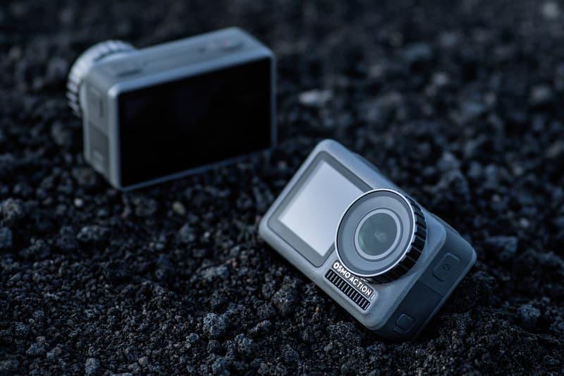 DJI オスモアクション Osmo Action 機能 新作 アクションカム カメラ