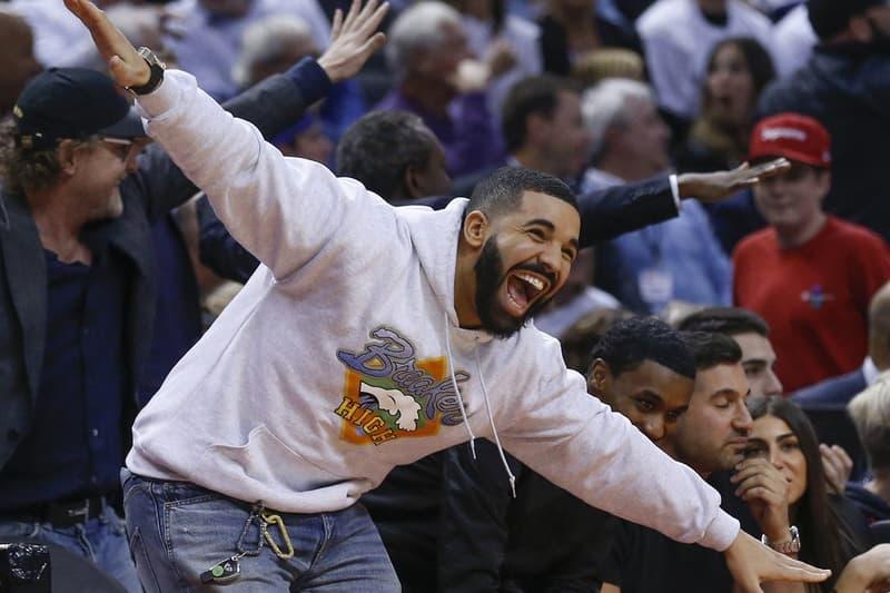 ドレイク Drake プライベートジャンボジェット OVO AIR DRAKE Pray 6 ロゴ オンライン iTunes Spotify スポティファイ