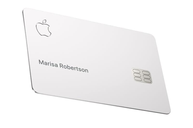 クリーン デザイン アップル  クレジットカード Apple Card 実物写真 流出