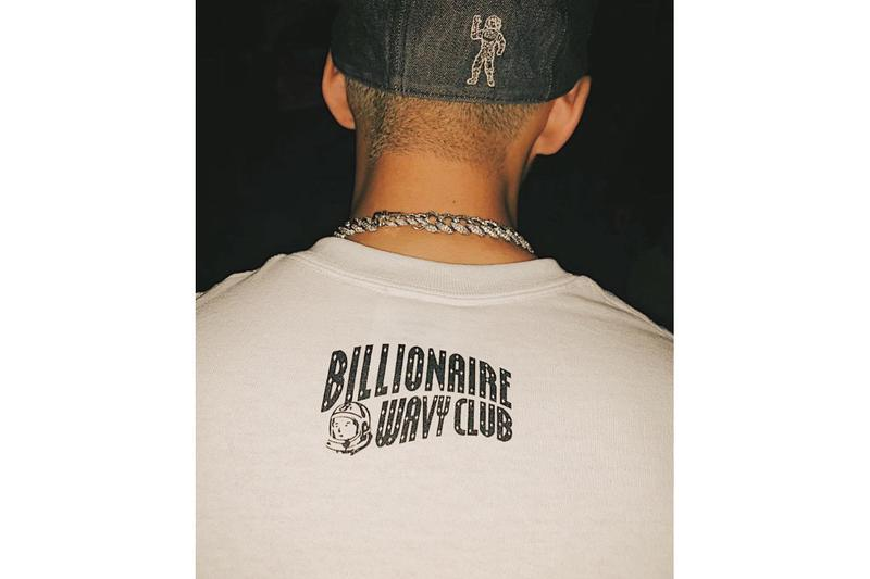 JP THE WAVY ビリオネア・ボーイズ・クラブ BBC コラボレーション Billionaire Boys Club Tシャツ オンライン