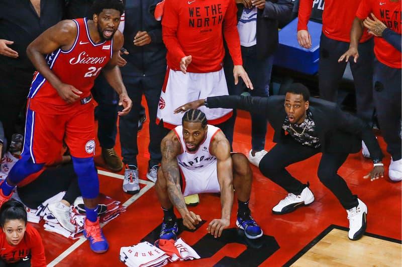カワイ・レナード NBA Kawhi Leonard トロント・ラプターズ toronto raptors