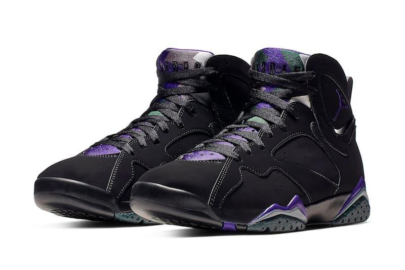 Air Jordan 7 Ray Allen Release