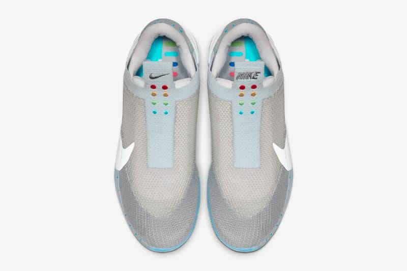 """ナイキ マグ アダプト BB バック・トゥ・ザ・フューチャー Nike HyperAdapt BB Surfaces in """"MAG"""" Colorway"""