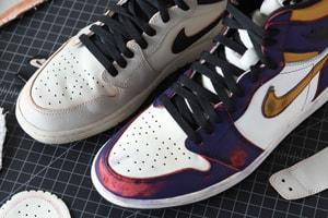 """色合いの変化する Nike SB x Air Jordan 1 """"Defiant 1s"""" が SNKRS に登場"""