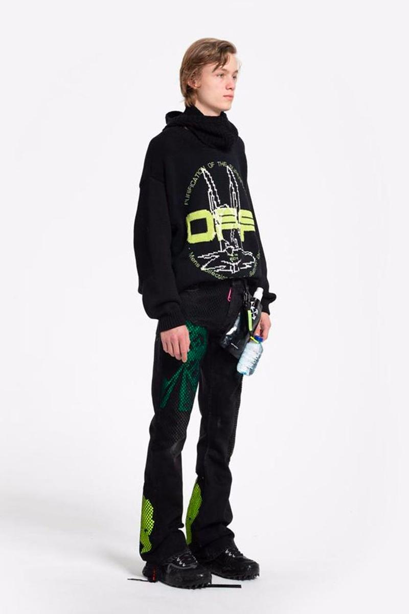 オフホワイト Off White Resort20 Rationalism Collection Virgil Abloh Lookbook