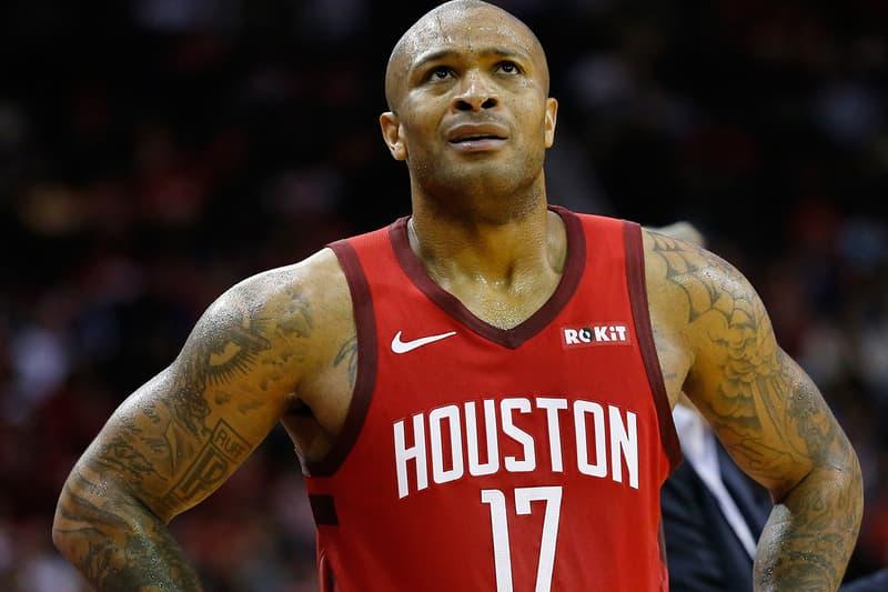 PJ タッカー スニーカー NBA ヒューストン ロケッツ バッシュ ナイキ Nike バスケットシューズ コービー 4 5 エアマックス エアイジー Air Yeezy 2
