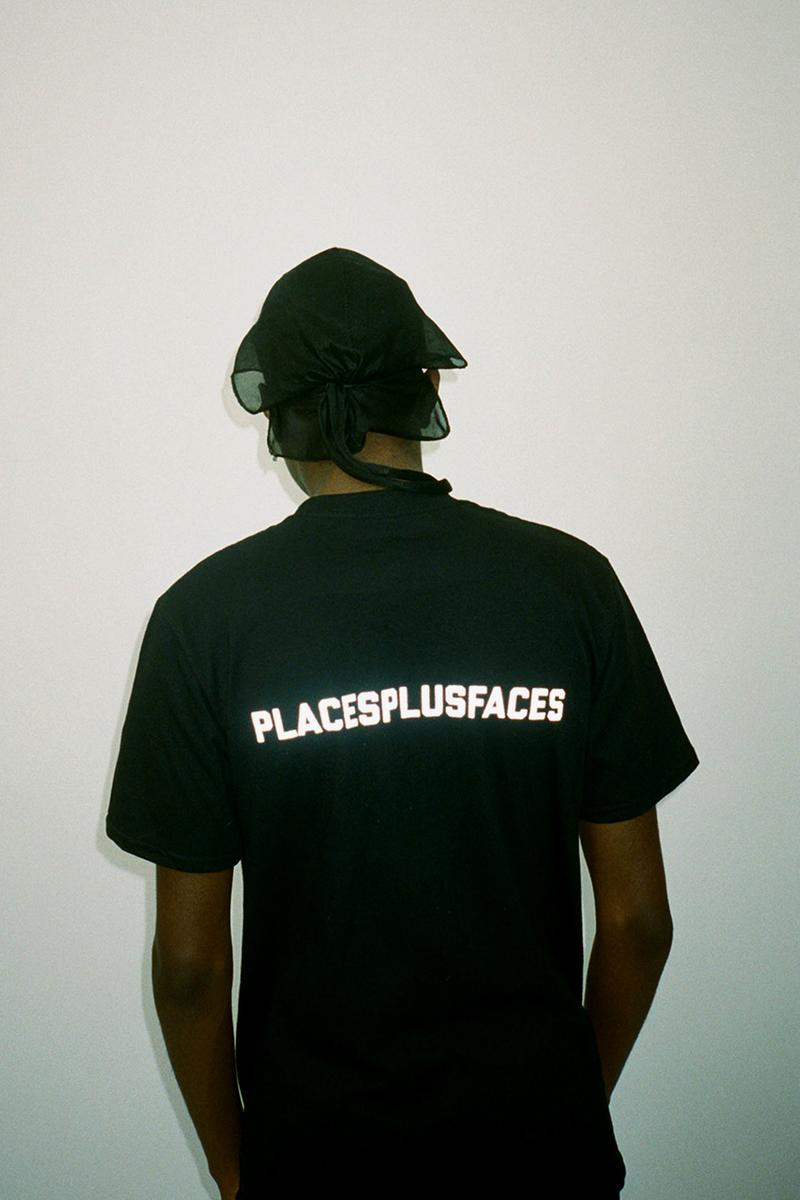 Places+Faces 2019年春夏コレクション 登場 Reflective Spring Summer 2019 SS19 Lookbook Drop Release Capsule Collection Bags Pouches Text Nylon Tracksuit T-Shirt Hoodies Crop Tops