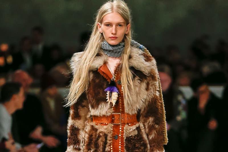 プラダ Prada Will Be Fur-Free by Spring/Summer 2020 ss20 collection alliance ffa confirm animal