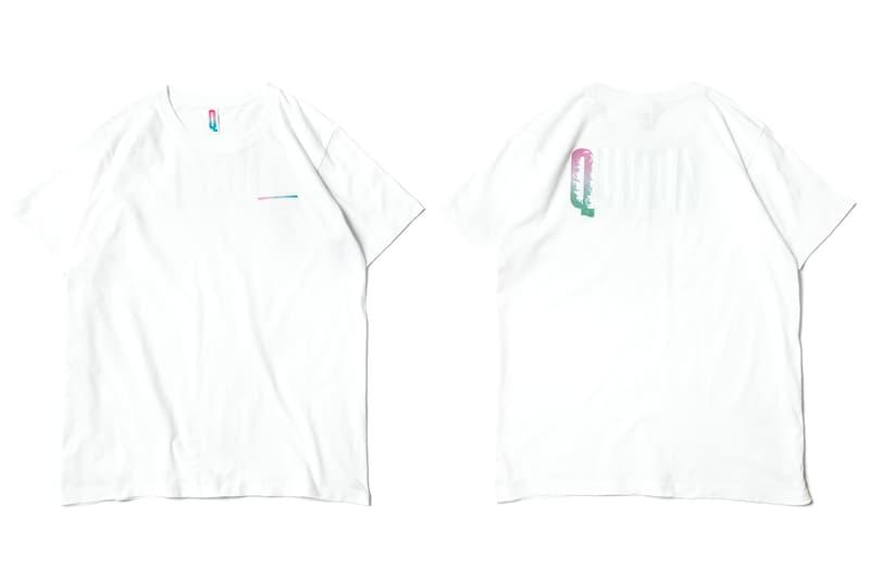 Qucon キューコン 併設 スケート パーク  一般利用 開始 新作 オリジナル Tシャツ 発売
