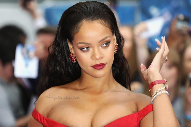 リアーナ フェンティ Rihanna LVMH Fashion Label Confirmed Info Information Details Clothing Fenty Luxury House Paris News Details Launch web store fenty.com instagram