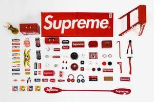 Supreme の過去20年分のアーカイブ約1300点が集結したオンラインオークションが開催