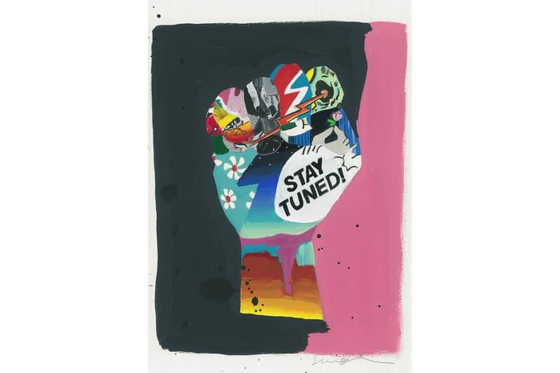 """イラストレーター SUGI スギ 初 巡回展 """"LAUNDRY WEATHER""""  開催 東京 福岡 愛知"""