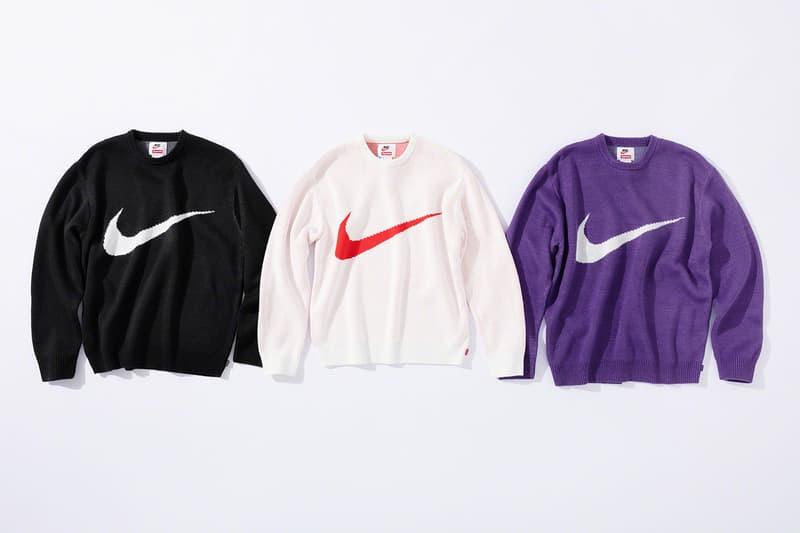 シュプリーム x ナイキ Supreme x Nike 2019 Summer Collection コラボコレクション