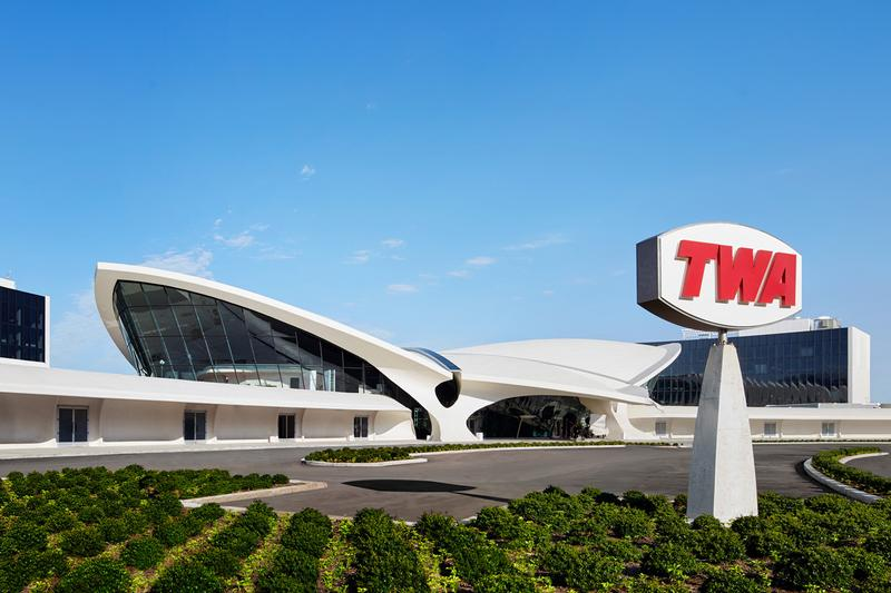 TWAホテル ニューヨーク ジョン・F・ケネディ国際空港 twa hotel opening john f kennedy airport jfk new york city may 2019