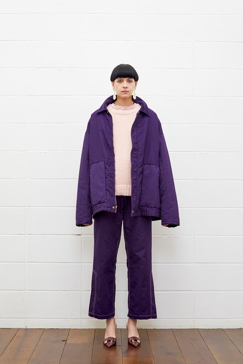 UNUSED アンユーズド  ファッション 2019年秋冬 ルックブックが登場
