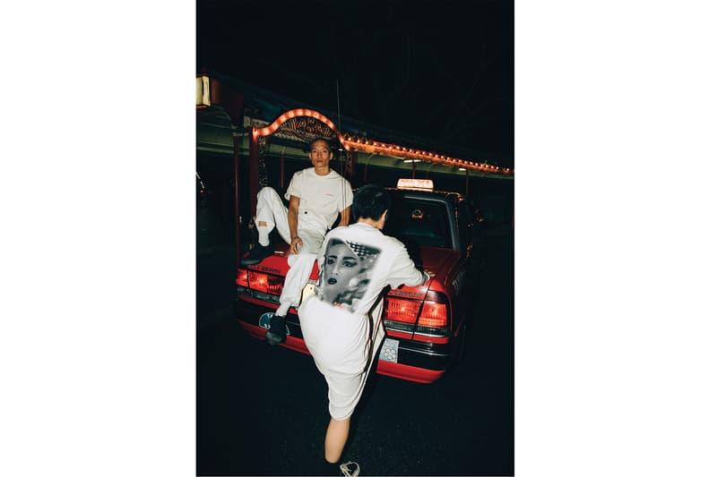 """香港発 ビクトリア グルズ スケートレーベル Victoria 2019年 春夏 コレクション エディトリアル """"Taxi"""" が到着"""