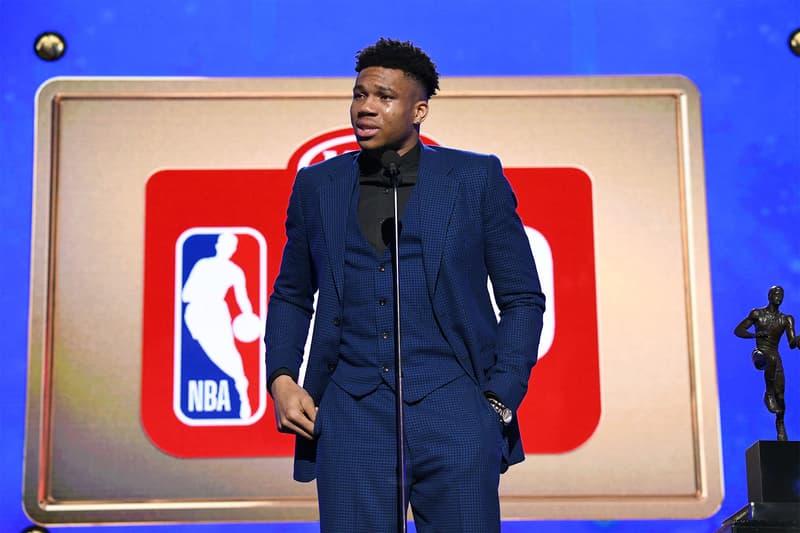 ヤニス・アデトクンポが NBA 2018-19シーズンのMVPを獲得 Giannis Antetokounmpo james harden