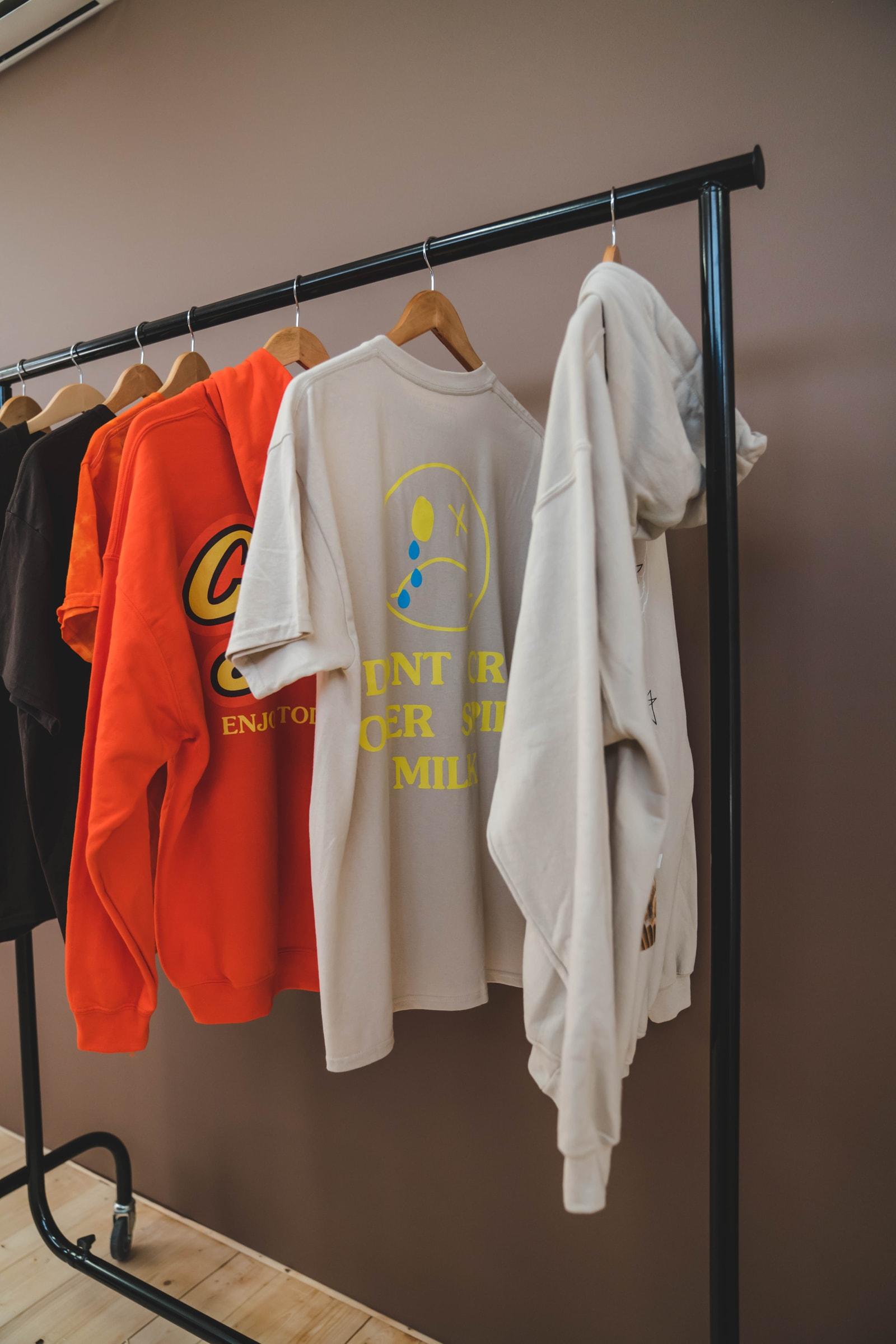 リージーズ・パフズ Travis Scott Reese's Puffs シリアル Cereal Paris Pop-Up Look Inside Special Boxes Spoon Bowl T shirt Hoodie General