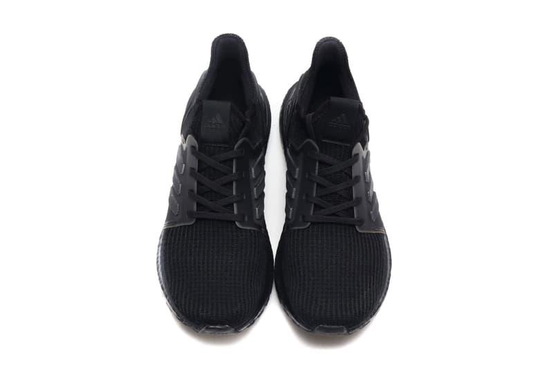 アディダス ウルトラブースト 19 コアブラック adidas UltraBOOST 19 オンライン アトモス atmos