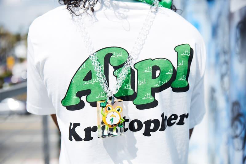 AIPLとシカゴ発 クリストファー・カイト Kristopher Kites とのコラボポップアップをNUBIANにて開催