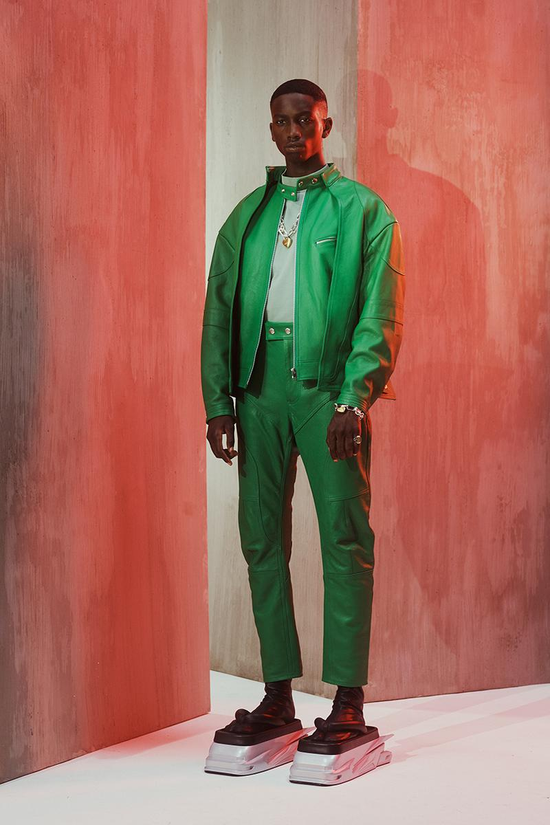 アンブシュ ユン yoon AMBUSH Spring/Summer 2020 SS20 Collection Mens Womens Lookbook Shots Paris Fashion Week Men's Release Yoon Ahn Designed Pieces Racing Automotive Theme Futuristic Sporting