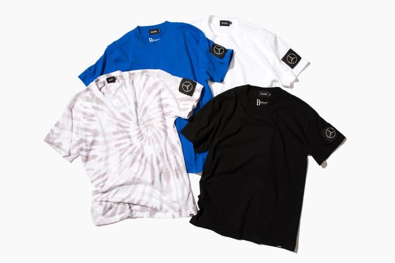 メルセデス・ベンツ beams benz mercedes ビーム スペシャル コラボ tシャツ アイテム 発売