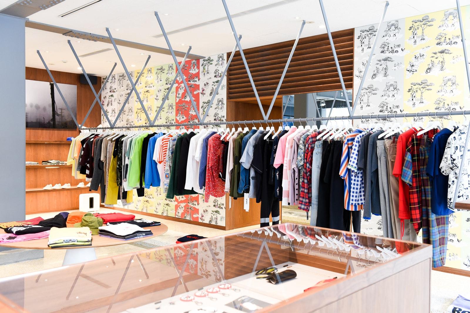 原宿 セレクトショップ おすすめ オシャレ 観光 買い物 ショッピング 洋服 ファッション