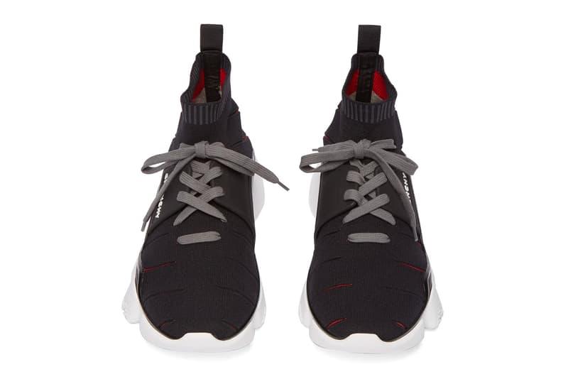 ジバンシィ Givenchy Unveils Latest Cut of Its Jagged Jaw Sock Sneaker