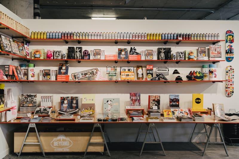ストリートアート展 BEYOND THE STREETS NEW YORK recap ny exhibition