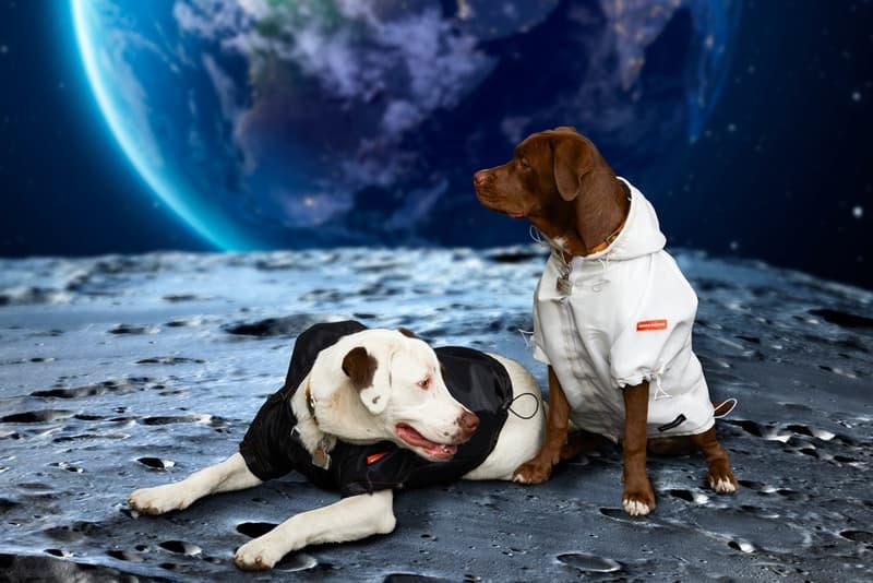 ヘロン プレストン Heron Preston ナサ NASA Very Important Puppies ドッグウェア Dog Collection Release Info