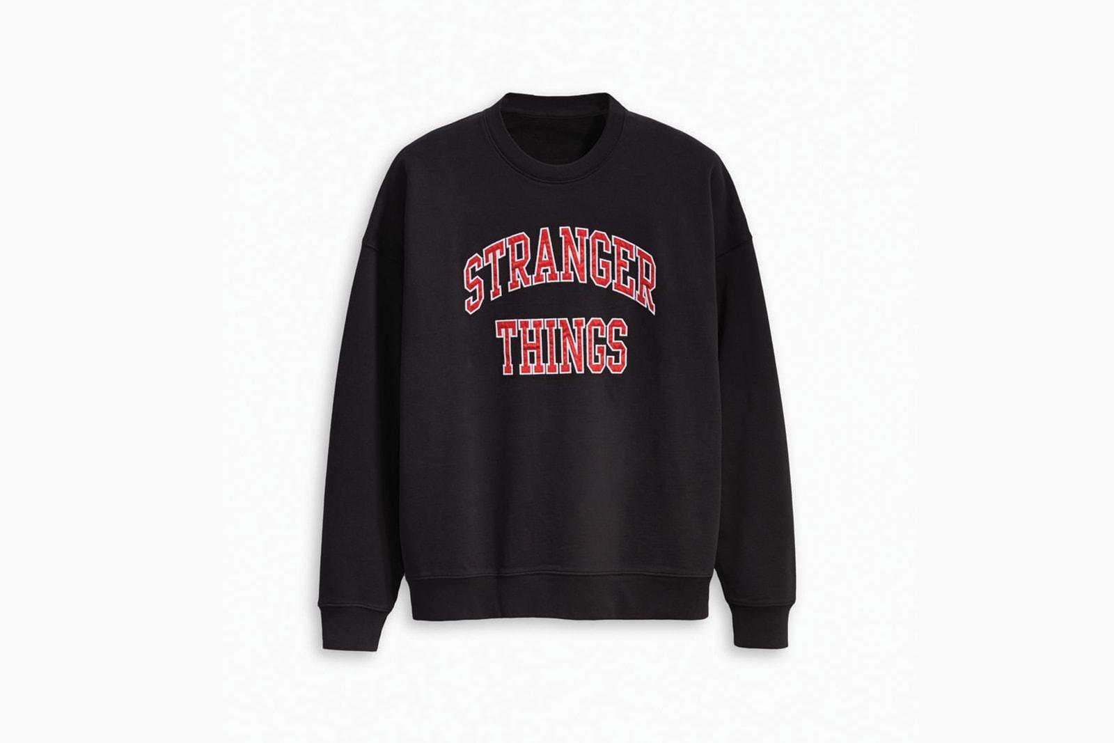 リーバイス® levi's Stranger Things Netlfix ネットフリックス ストレンジャー・シングス コラボ コレクション