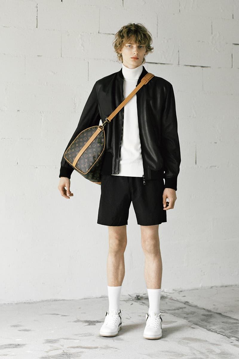 ルイヴィトン ヴァージル・アブロー Louis Vuitton Pre-SS20 Collection Virgil Abloh Lookbook info Release