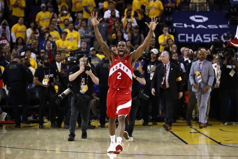 トロント・ラプターズが球団創設24年目にして NBA初制覇 raptors toronto warriors カワイ・レナード