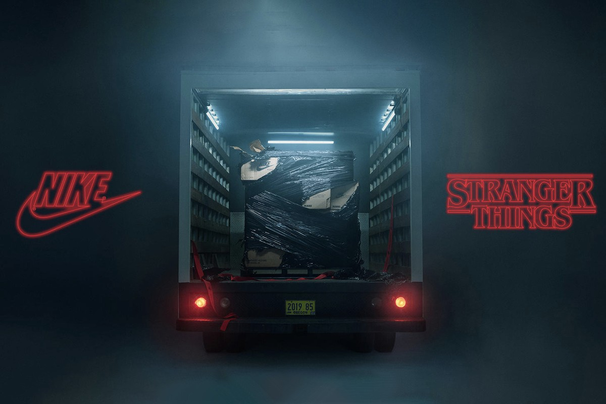 UPDATE:Nike が『ストレンジャー・シングス』とのコラボレーションを正式発表