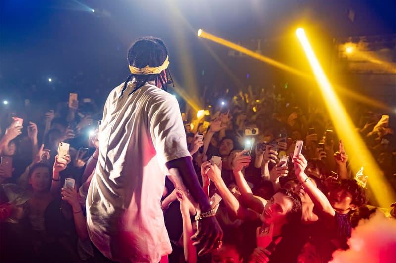 """エイサップ・ロッキー A$AP Rocky テスティング """"TESTING"""" ポップアップ アフターパーティーに潜入 NUBIAN ヌビアン"""