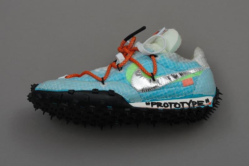 ヴァージル アブロー virgil abloh 美術館 個展 FIGURES OF SPEECH シカゴ MCA ナイキ Nike コラボ サンプル
