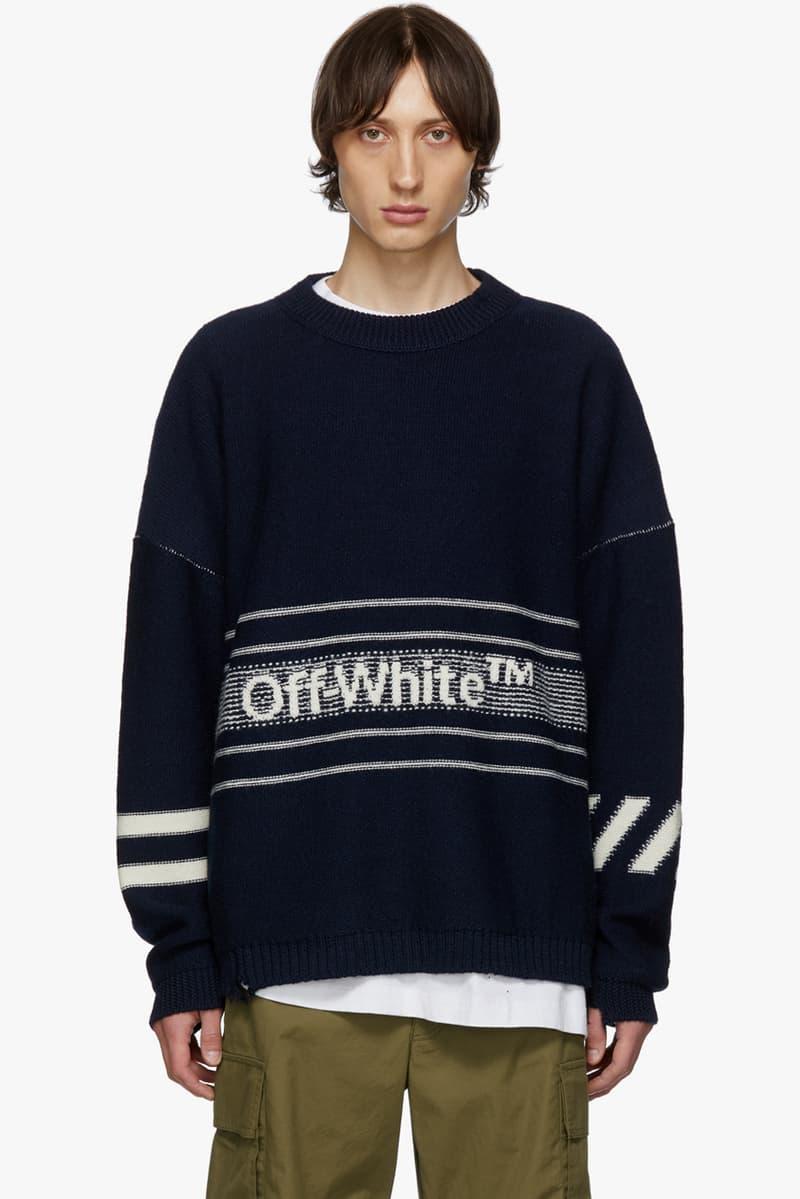 オフホワイト off white offwhite ヴァージル アブロー virgil abloh ssense エクスクルーシブ exclusive product release spring summer 2019