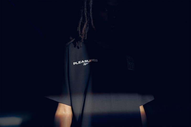 Reebok CLASSIC リーボッククラシック プレジャーズ PLEASURES LA ロサンゼルス コラボ カプセル コレクション