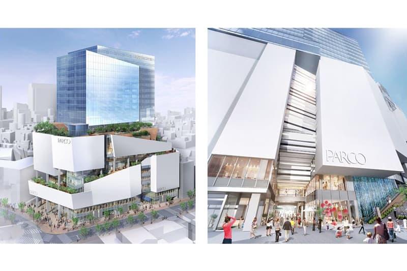 新生 渋谷パルコ parco 2019年11月 下旬 オープン フロア構成 明らかに