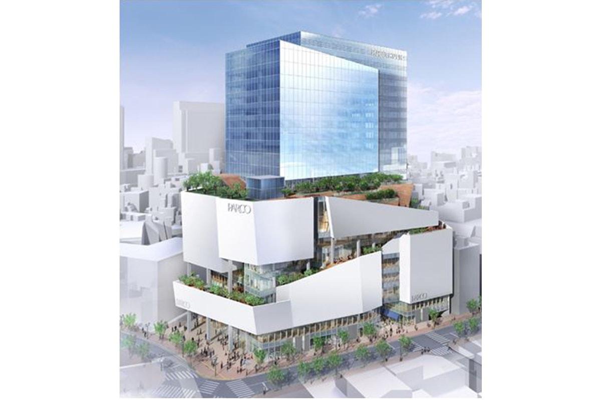 新生 渋谷PARCO の2019年11月下旬オープン&フロア構成などの詳細が明らかに