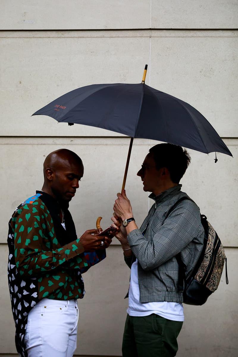 Streetstyle:London Fashion Week Men's Spring/Summer 2020 ロンドン  2020年春夏 ファッションウィーク メンズ
